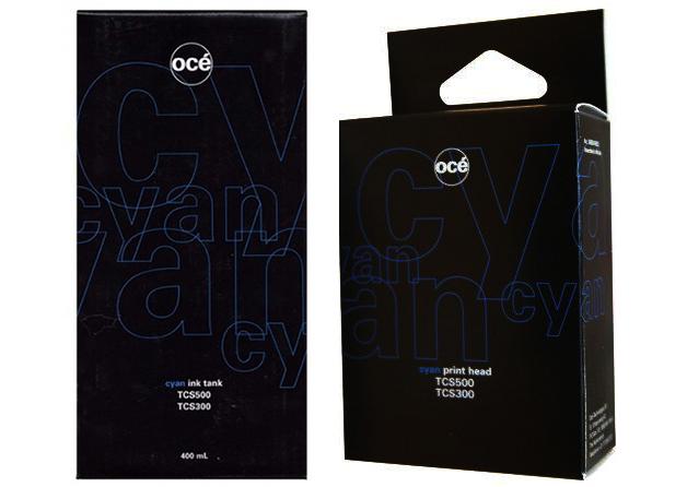 Печатающая головка и картридж для Oce TCS500, Cyan (29953719)