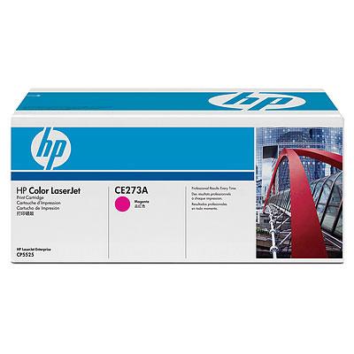 Тонер-картридж HP 650A CE273A тонер картридж hp 650a ce270a