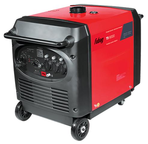 Инверторный генератор Fubag TI 6000