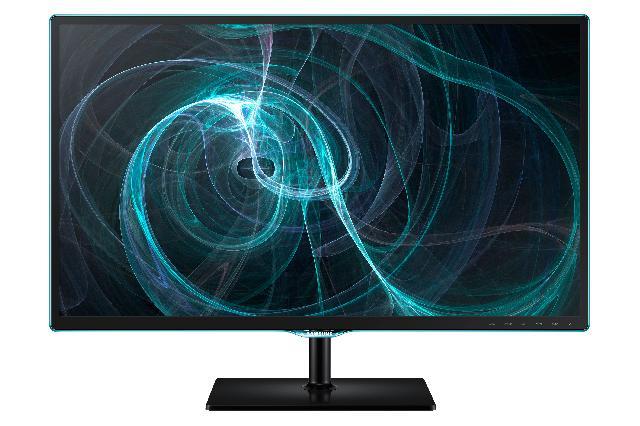 Монитор_21.5 Samsung S22D390H Glossy-Black (LS22D390HSX/RU)