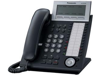 Системный телефон_Panasonic KX-DT343RUB Компания ForOffice 6348.000