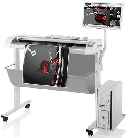 Купить Широкоформатный сканер Rowe Scan 450i 24&quot- в официальном интернет-магазине оргтехники, банковского и полиграфического оборудования. Выгодные цены на широкий ассортимент оргтехники, банковского оборудования и полиграфического оборудования. Быстрая доставка по всей стране
