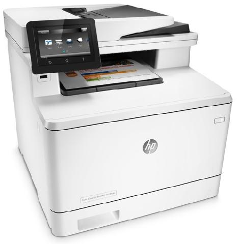 HP Color LaserJet M477fdn (CF378A)