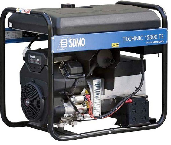 Technic 15000 TE sdmo diesel 15000 te xl c