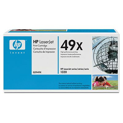 Тонер-картридж HP Q5949X q5949x совместимый q5949 5949 5949x 949x 49x тонер картридж для laserjet 1320 3390 3392