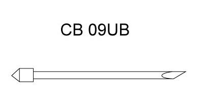 Нож CB 09UB для резки пленок (угол 45) для плоттеров   (оригинальный)