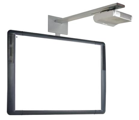 Интерактивная система ActivBoard 387 Pro Mount DLP Компания ForOffice 146900.000