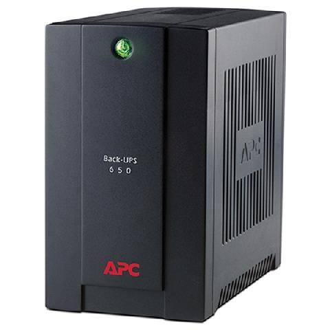 Источник БП_APC Back-UPS 650VA/390W (BC650-RS)