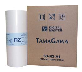 Мастер-пленка A4 TG-RZ, TAMAGAWA