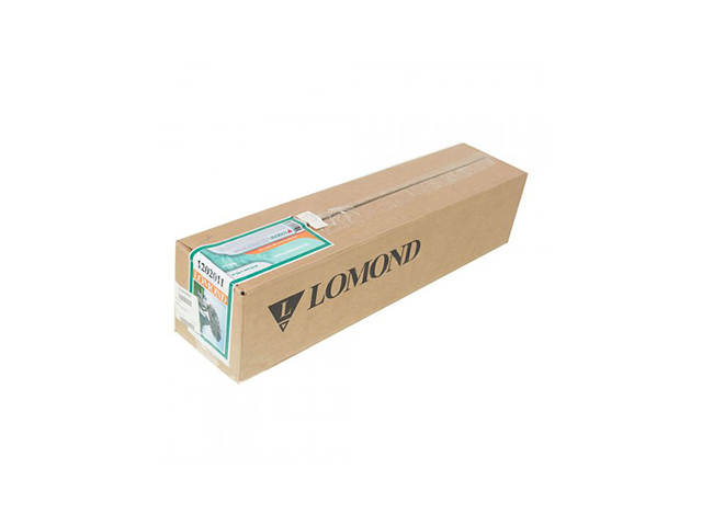 Бумага для САПР и ГИС матовая с роллом 50.8 мм, 90 г/м2, 0.610x45 м фотобумага lomond xl matt self аdhesive photo paper самоклеящаяся с роллом 50 8 мм 90 г м2 0 610x20 м