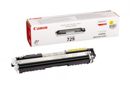 Тонер-картридж Canon 729 (4367B002)