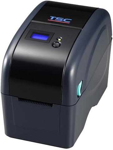 Принтер этикеток TSC TTP-323 (темный) SUC (с отрезчиком)