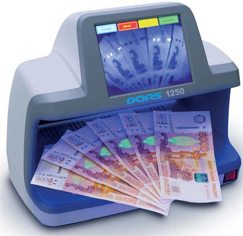 Детектор валют_Dors 1250 (Дорс) Компания ForOffice 8380.000