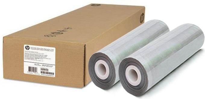 HP Everyday Adhesive Matte Polypropylene C0F19A пленка self adhesive matte polypropylene 1 270x50 pp180 50