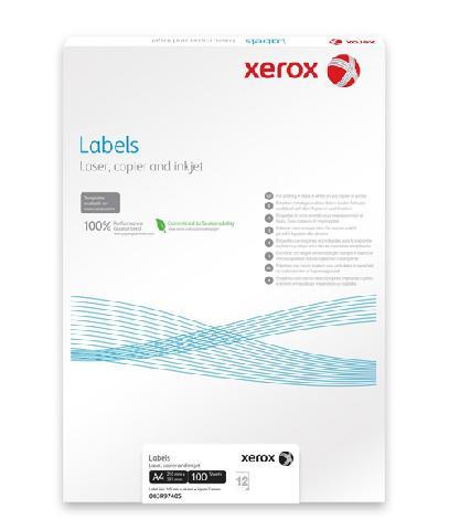 Xerox наклейки Colotech (8) 003R93874
