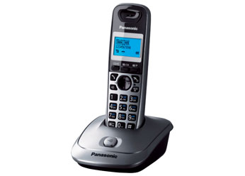 Радиотелефон_Panasonic KX-TG2511RUM Компания ForOffice 1185.000