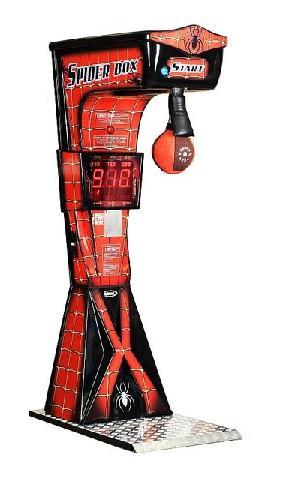 Игровой автомат_Боксерская груша Boxer Spider