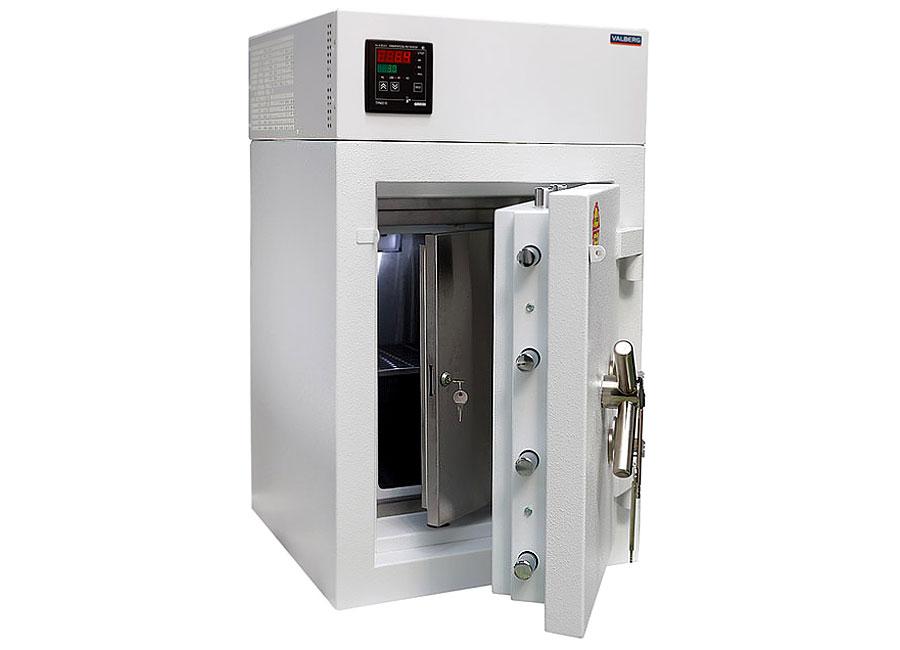 Купить Сейф-холодильник Valberg TS - 3/-25 KL в официальном интернет-магазине оргтехники, банковского и полиграфического оборудования. Выгодные цены на широкий ассортимент оргтехники, банковского оборудования и полиграфического оборудования. Быстрая доставка по всей стране