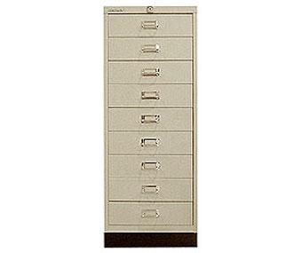 Шкаф картотечный_Bisley BA 3/9L (PC 115) Компания ForOffice 20430.000