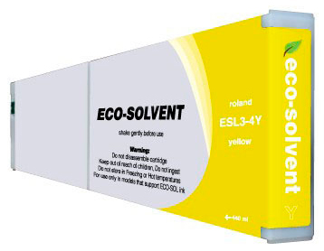 ECO-Solvent Yellow440 мл (ESL3-4YE) dx7 eco solvent unlocked for epson print head f1890010