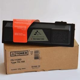 Тонер-картридж Elfotec TK-160 + Chip