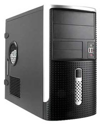 Домашний компьютер USN NEON 312W Intel Dual CoreE2200 2,20/1024Mb/160GB/Card-R/DVD-RW/mATX350W/WXPH/Office2007
