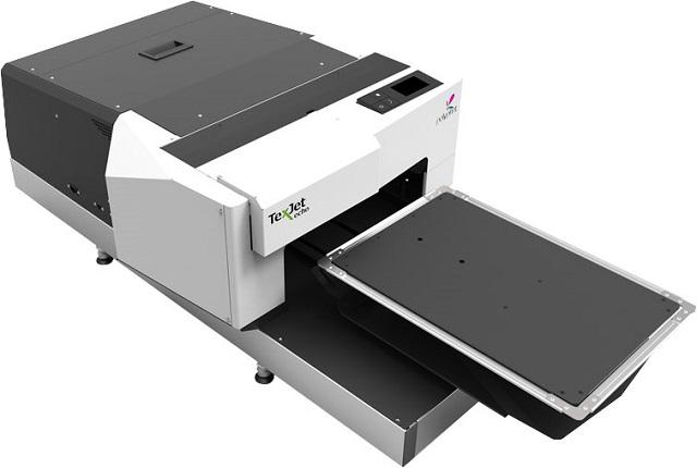 Купить Текстильный плоттер TexJet echo в официальном интернет-магазине оргтехники, банковского и полиграфического оборудования. Выгодные цены на широкий ассортимент оргтехники, банковского оборудования и полиграфического оборудования. Быстрая доставка по всей стране