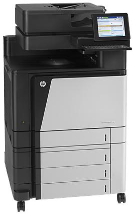 Модель HP Color LaserJet Flow M880z A2W75A, Производитель Hewlett-Packard 1