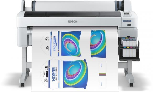 Купить Текстильный плоттер Epson SureColor SC-F6000 (C11CD03001A0) в официальном интернет-магазине оргтехники, банковского и полиграфического оборудования. Выгодные цены на широкий ассортимент оргтехники, банковского оборудования и полиграфического оборудования. Быстрая доставка по всей стране