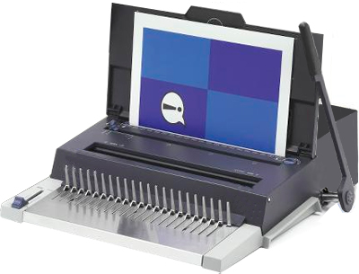 Купить Комбинированный переплетчик GBC MultiBind 320E (ex. Ibico Ibimaster 400e) в официальном интернет-магазине оргтехники, банковского и полиграфического оборудования. Выгодные цены на широкий ассортимент оргтехники, банковского оборудования и полиграфического оборудования. Быстрая доставка по всей стране