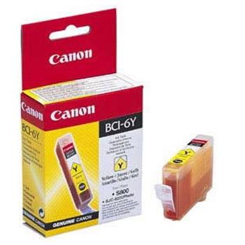Чернильница CAN Canon BCI-6Y