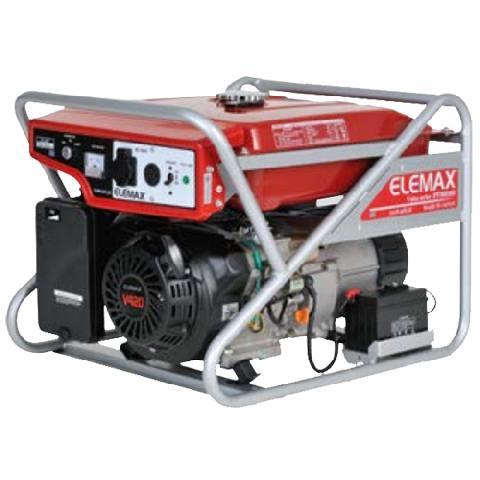 Бензиновый генератор_Elemax Value SV6500S