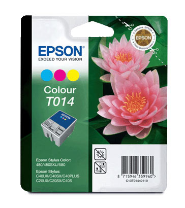 Картридж Epson C13T01440110