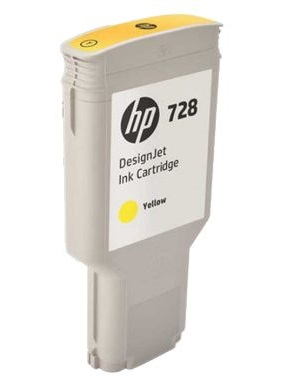 Картридж HP 728 F9K15A (yellow), 300 мл картридж hp 728 f9j64a matte black 300 мл