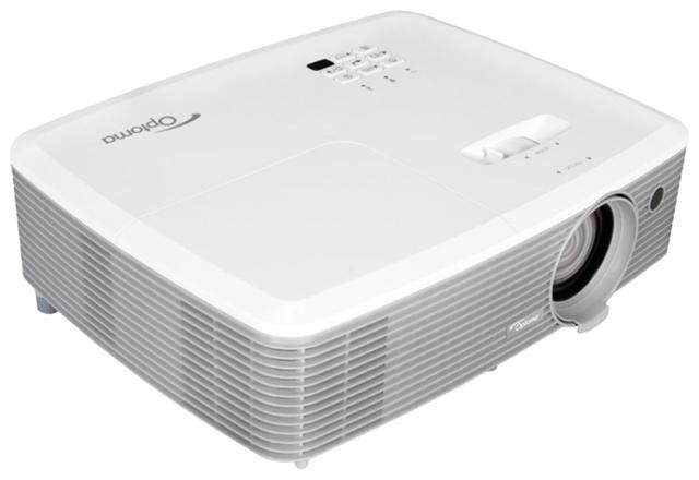X355 проектор optoma x340 1024x768 3100 люмен 22000 1 черный