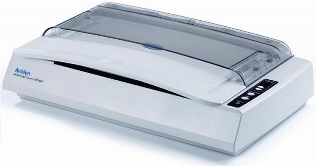 Сканер Avision FB 2280E