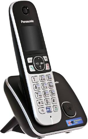 Купить Радиотелефон Panasonic KX-TG6811RUB в официальном интернет-магазине оргтехники, банковского и полиграфического оборудования. Выгодные цены на широкий ассортимент оргтехники, банковского оборудования и полиграфического оборудования. Быстрая доставка по всей стране