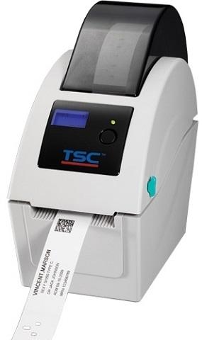 Термопринтер печати браслетов   TDP-225W+Ethernet