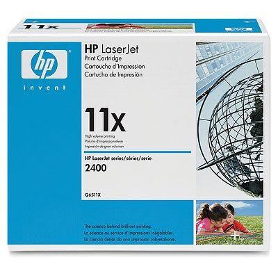 Расходный материал HP Картридж Color LaserJet Black (черный) Q6511X