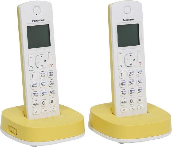 Радиотелефон_Panasonic KX-TGC312RUY