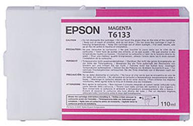 Картридж с пурпурными чернилами   T6133 (C13T613300)