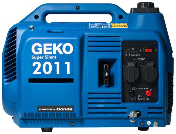 Geko 2011 E-P/HHBA SS