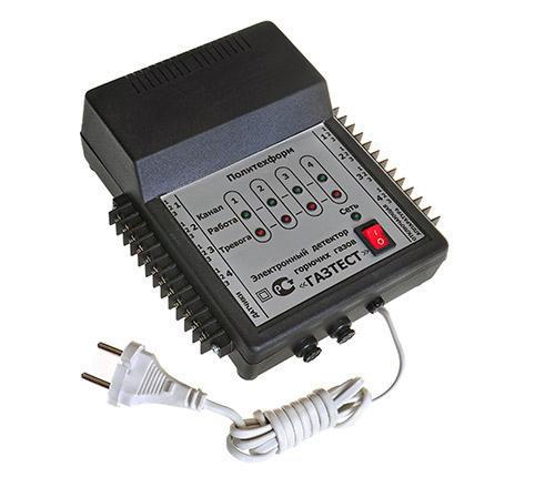 Пульт детектора   Газтест