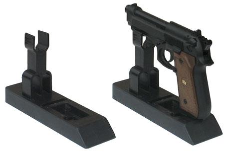 Пластиковый пистолетный ложемент Компания ForOffice 150.000