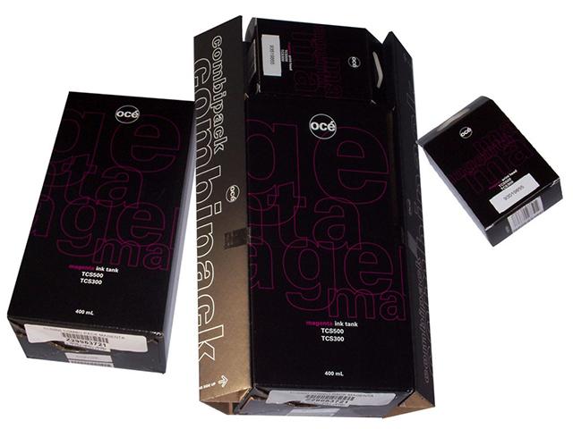 Печатающая головка и картридж для Oce TCS500, Magenta (29953721)