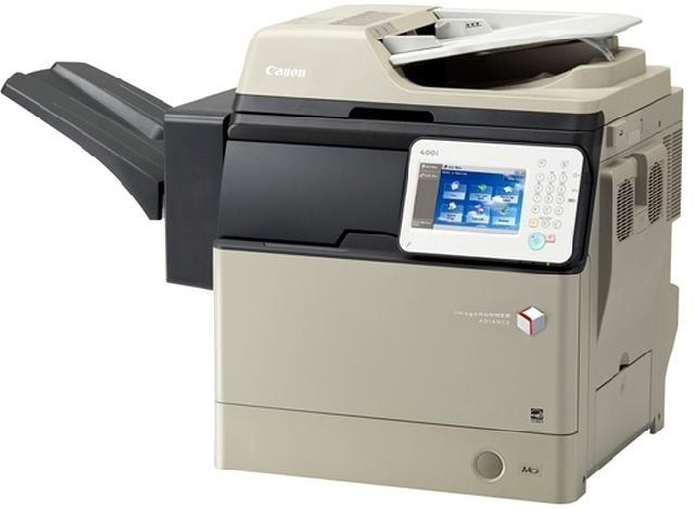 imageRUNNER Advance 500i canon imagerunner 1133 a4 33 стр мин копир ufr принтер цвет сет сканер дуплекс лотки 1х500л