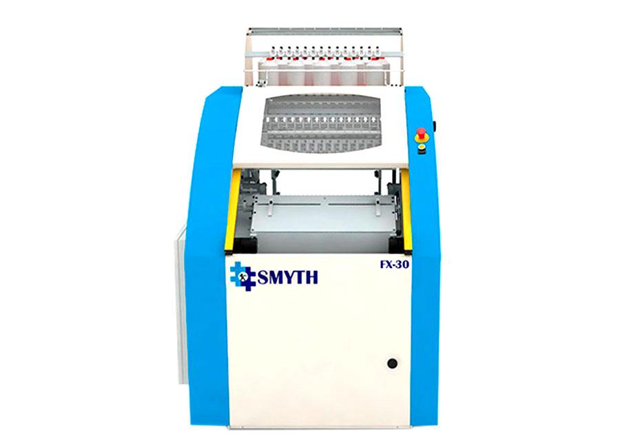 Купить Ниткошвейная машина Smyth FX-30 в официальном интернет-магазине оргтехники, банковского и полиграфического оборудования. Выгодные цены на широкий ассортимент оргтехники, банковского оборудования и полиграфического оборудования. Быстрая доставка по всей стране