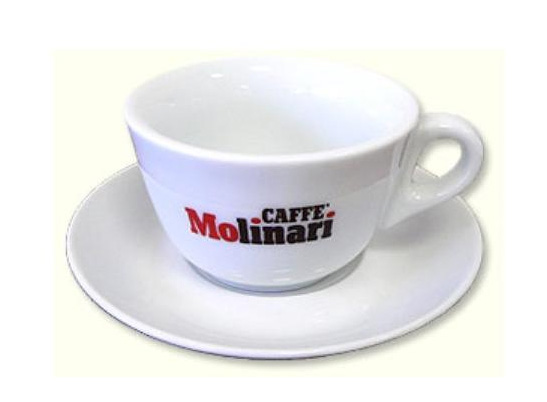 CAFFE Molinari Набор чашек «cappuchino» 6 шт. Компания ForOffice 1650.000