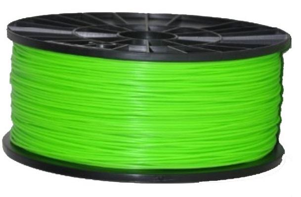 Пластик ABS салатовый пластик abs флюорисцентно зеленый