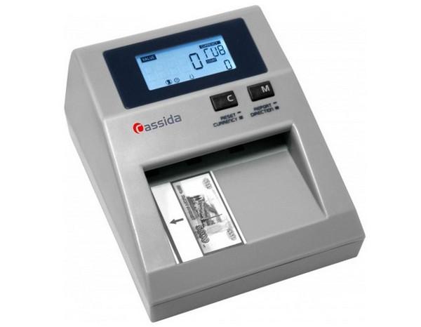 Детектор валют_Cassida 3330 RUB Компания ForOffice 6600.000
